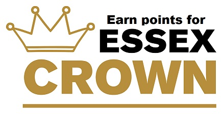 Earn points for Essex Crown