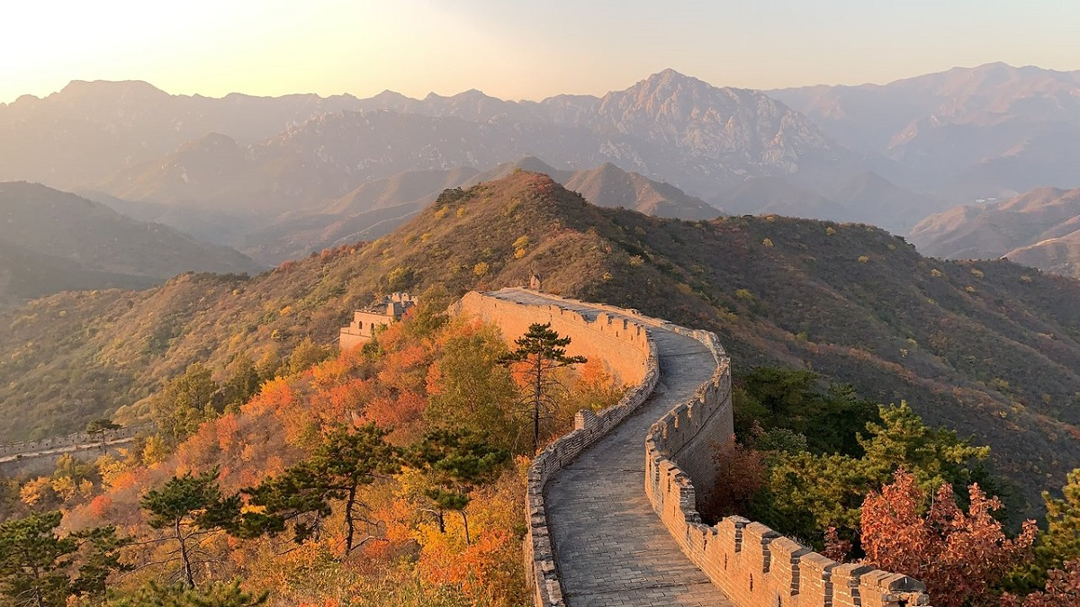 Discover China and cover its history surrounding the Great Wall, The Yellow River, Chinese Gardens, and the Three Gorges Dam.
