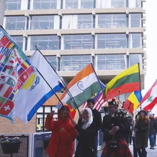 International Day on campus