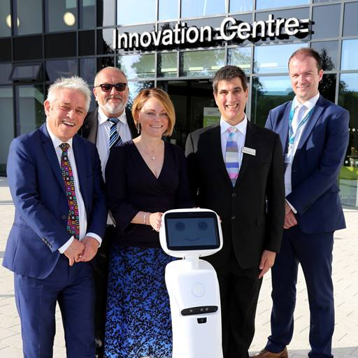 Launch of Innovation Centre, Knowledge Gateway