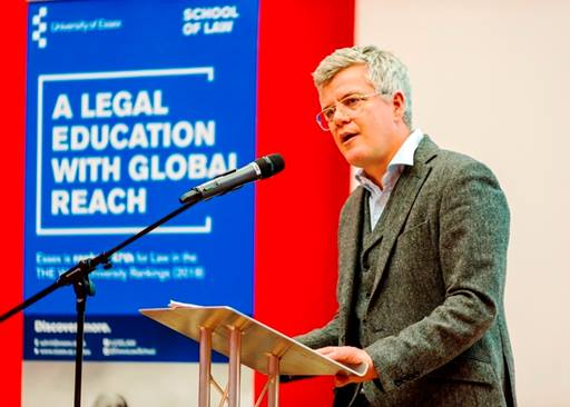 Jolyon Maugham QC delivers 30th Annual Law Lecture