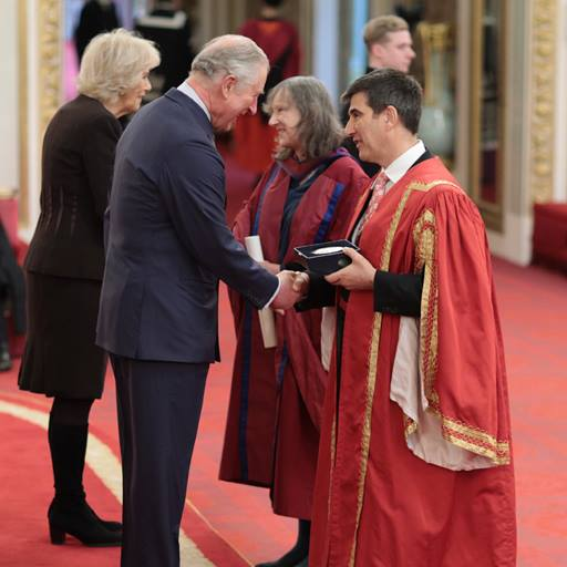 Essex receives Queen's Anniversary Prize