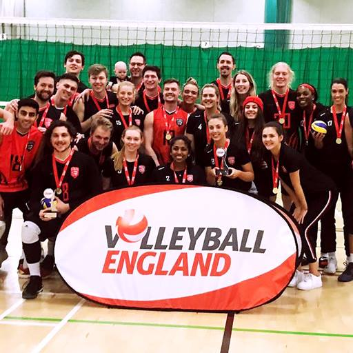 Essex student volleyball teams win national titles