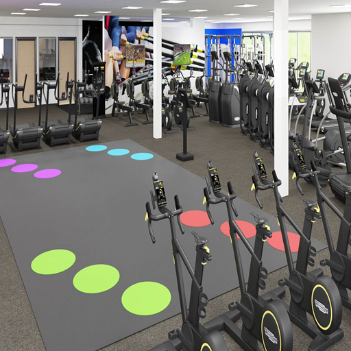 Technogym Layout