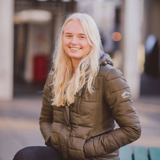 Mai Ljungstrom, History and Literature student