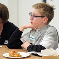 Reaching out for young people's health and wellbeing