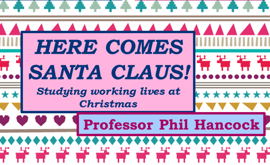 Re:Search Re:Think - Here Comes Santa Claus