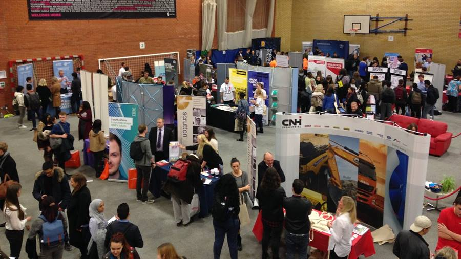 The Careers Fair
