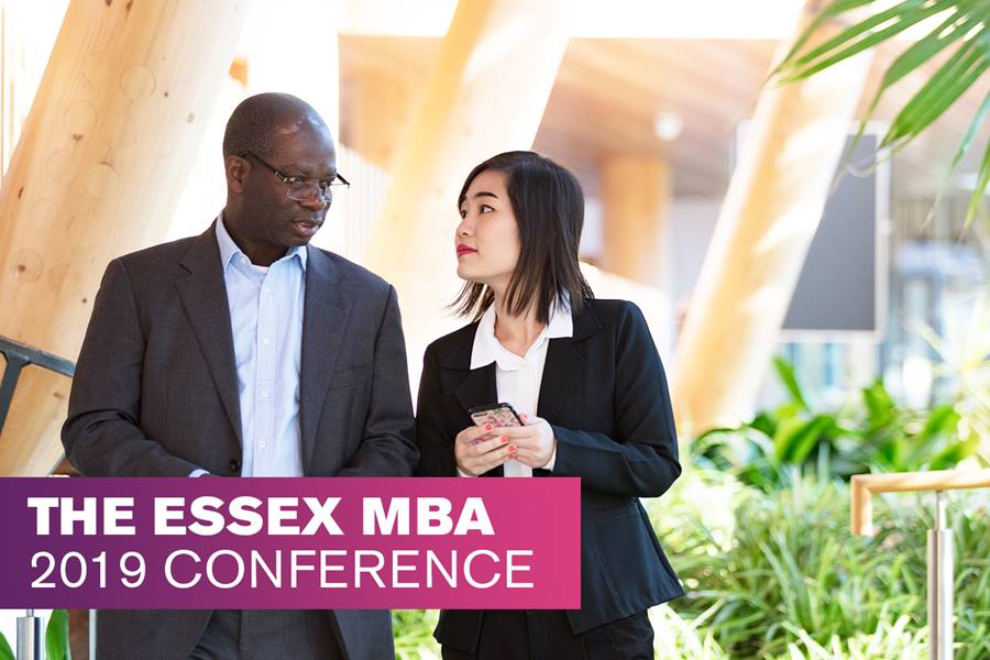 The Essex MBA 2019 Conference
