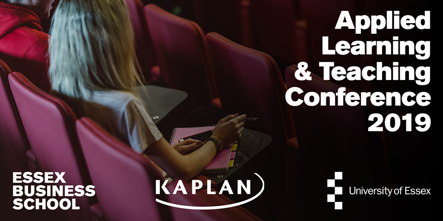 The University of Essex and Kaplan Singapore Applied Learning and Teaching Conference 2019