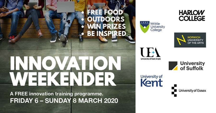 EIRA Innovation Weekender