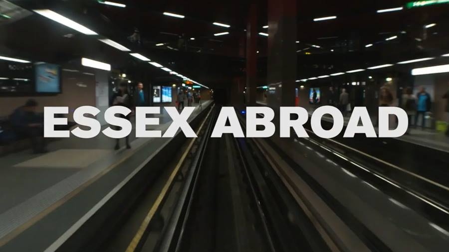 Essex Abroad Welcome Talk