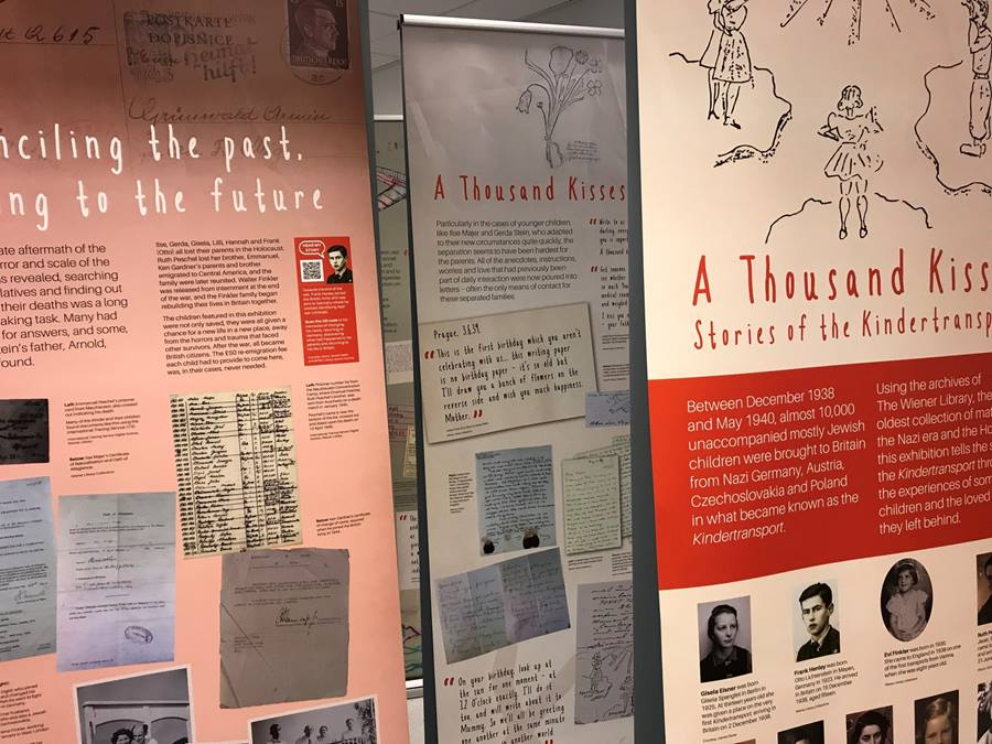 Holocaust Memorial Day Exhibition