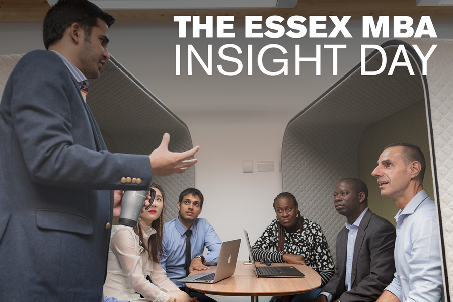 The Essex MBA Insight Day