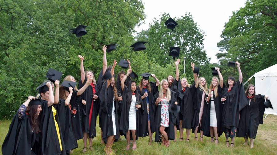 Congratulations to our health and social care graduates