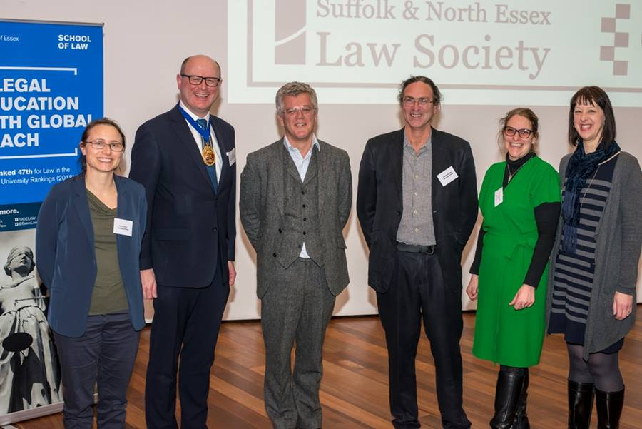 Government advisor on tax avoidance delivers the 30th Annual Essex Law Lecture