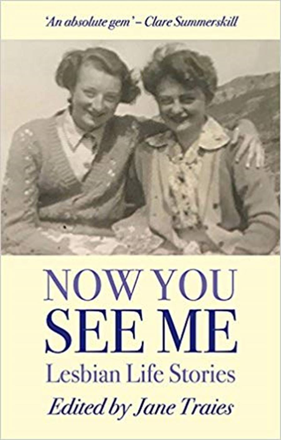 Dr Jane Traies: 'Now You See Me'