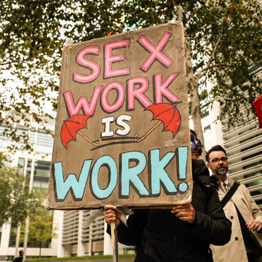 SWARM (Sex Worker Advocacy and Resistance Movement)