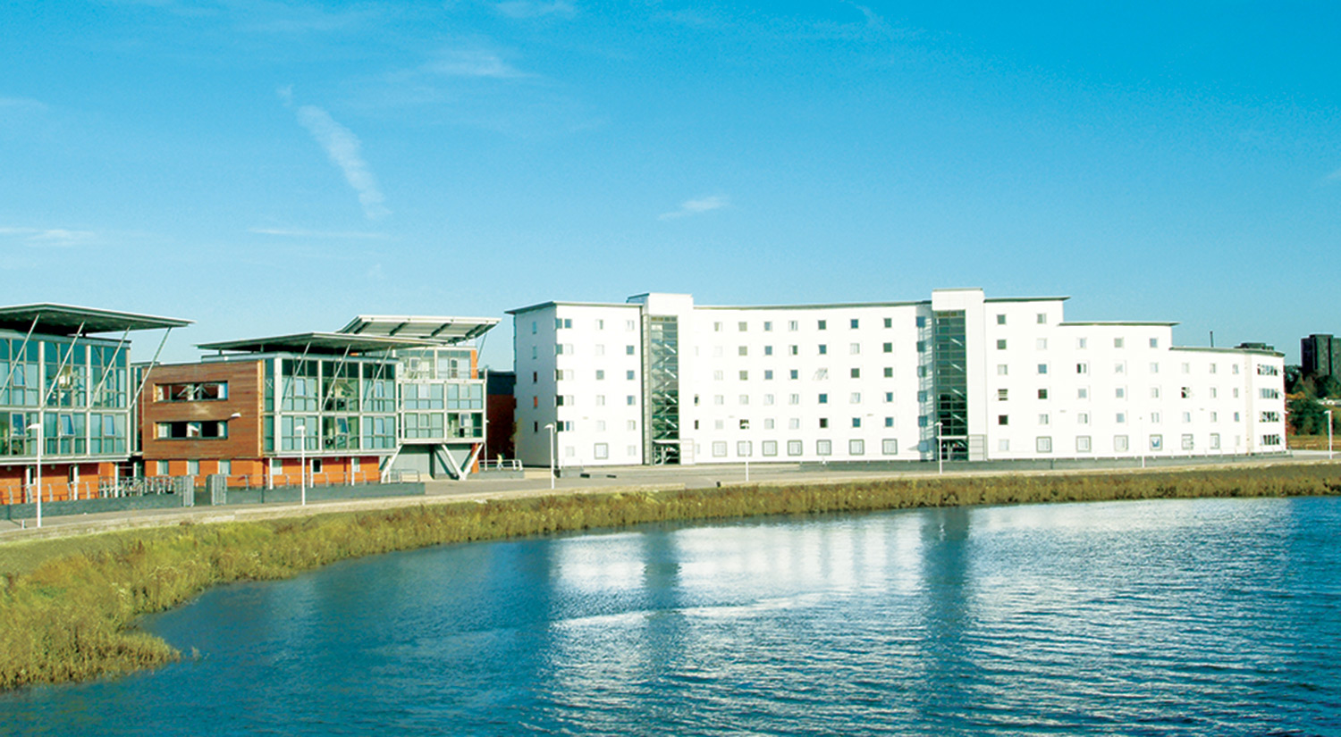 University Quays Accommodation