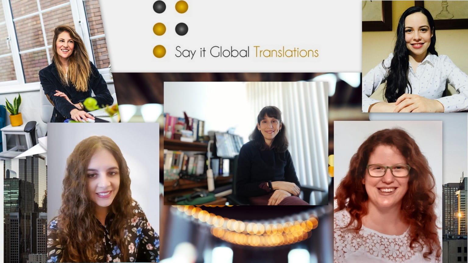 Joint venture for translation alumni
