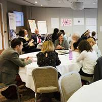Building engaged partnerships in 'place': The COURAGE network