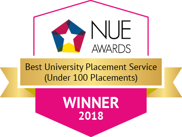 Best University Placement Service Under 100 Winner