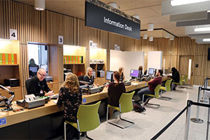 Student Services Hub Helpdesk