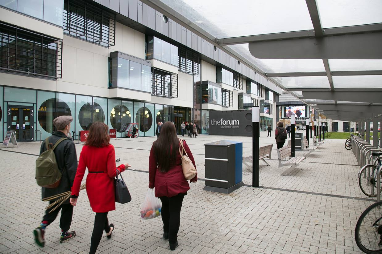 Our Southend campus has lively, state-of-the-art facilities and is a close-knit international community. Southend is the perfect environment for living and learning.