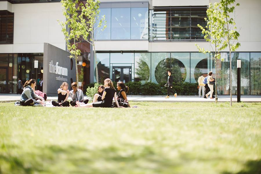 Our home in Southend: Essex Business School in Southend-on-Sea is home to our Management Science and Entrepreneurship group and is based in the heart of the town where our 500 staff and students live and work.
