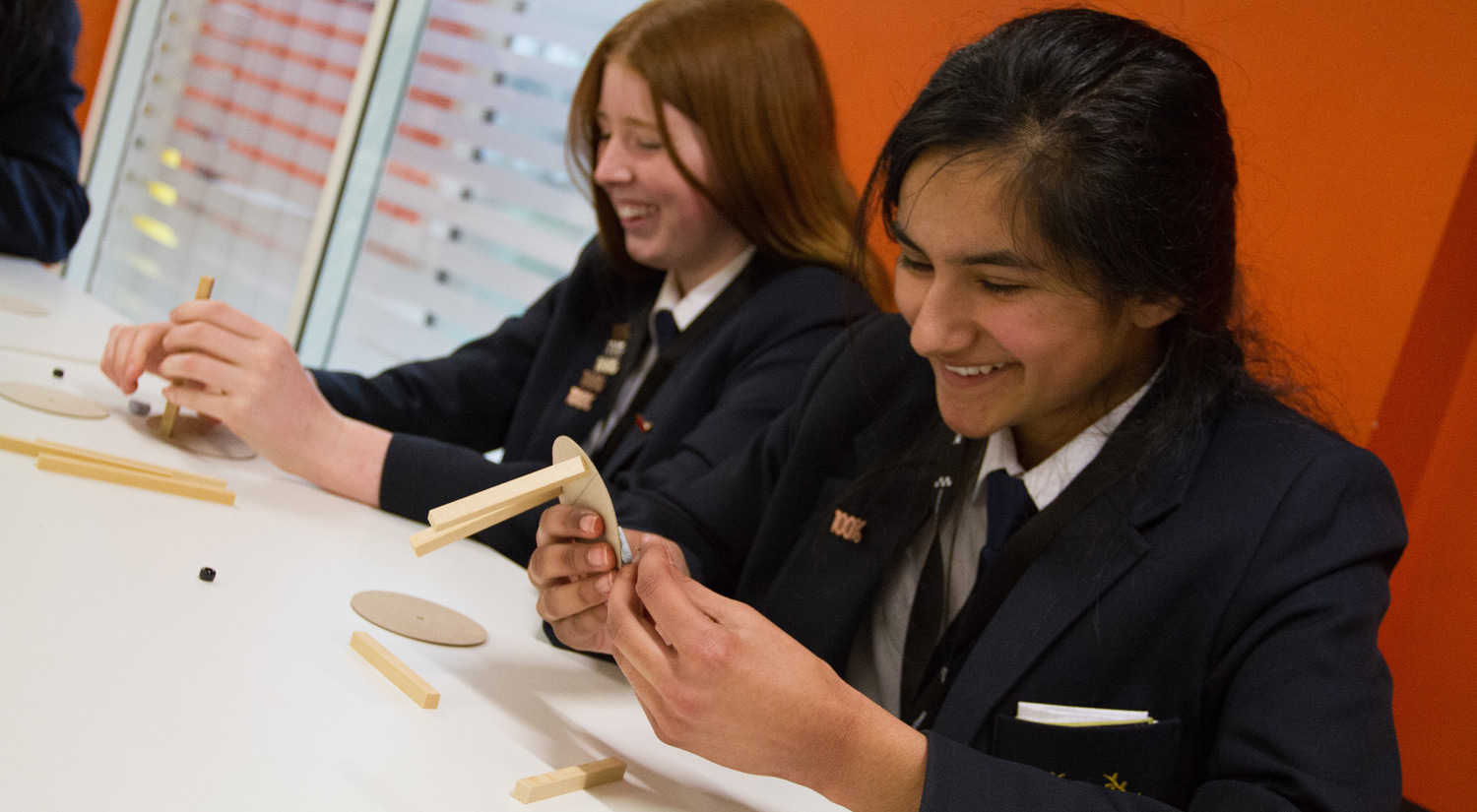 Sphere Science set the pace with a roller engineering challenge