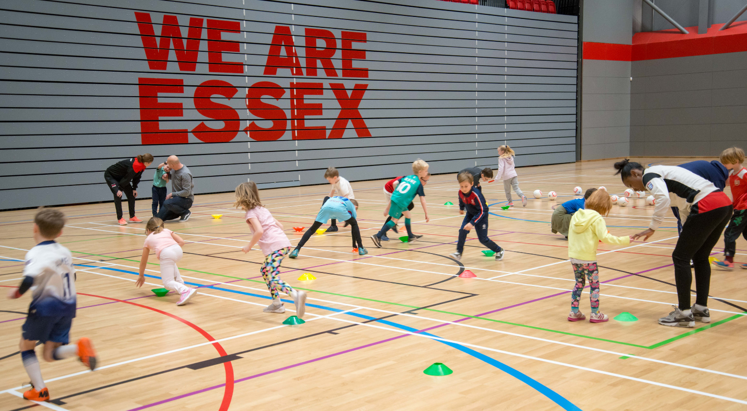 Essex Sport Family Open Day 5 January 19
