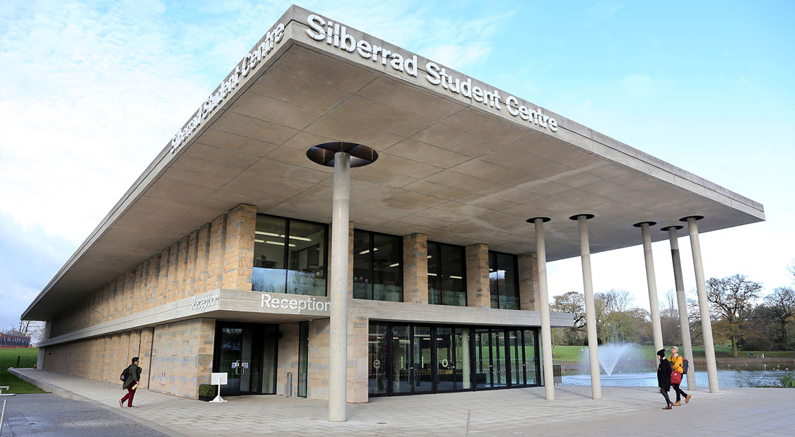 The Silberrad Student Centre is a one-stop shop for all your student needs