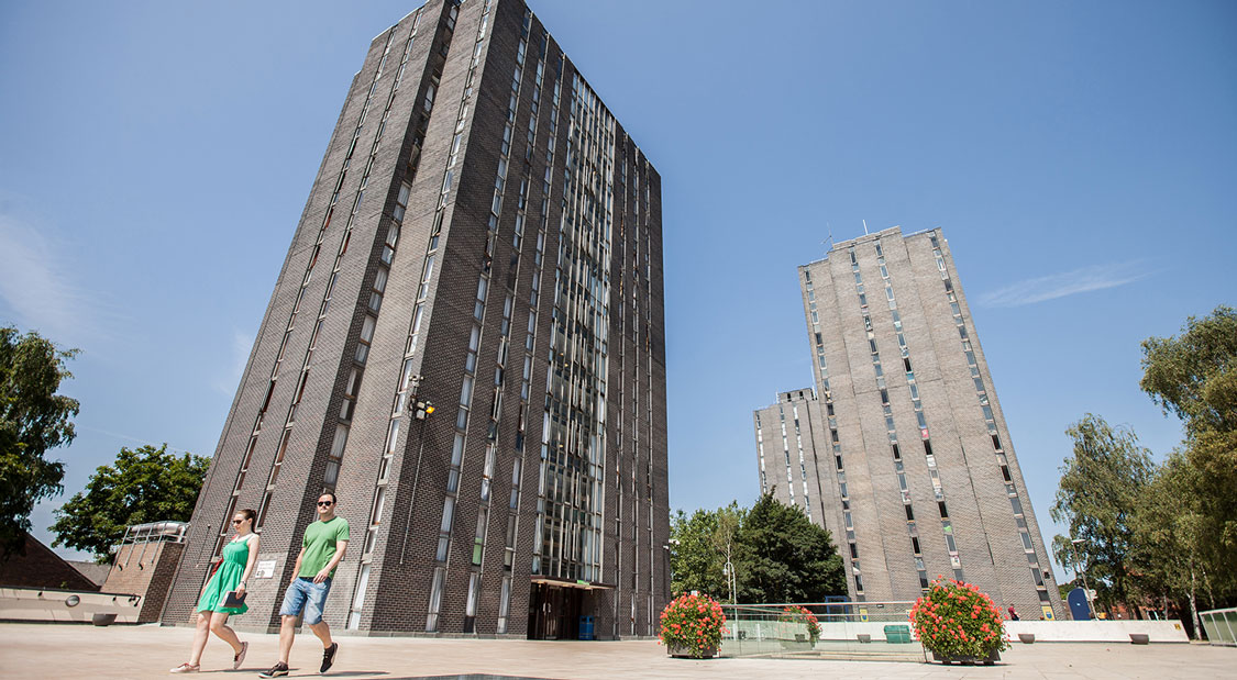 The iconic Towers are some of our best value accommodation