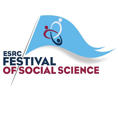 ESRC Festival of Social Science logo branding