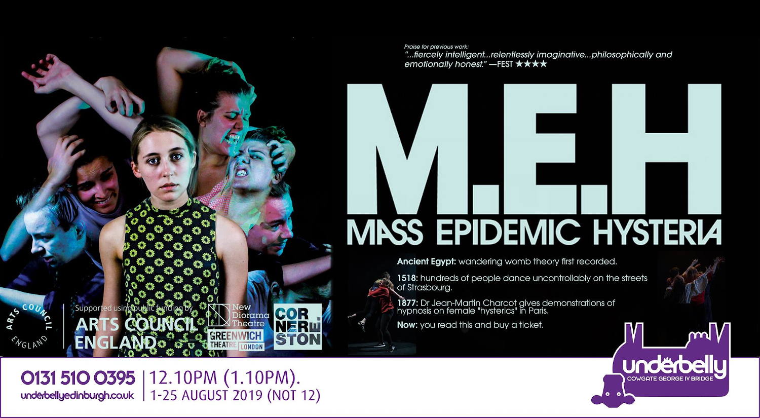 'M.E.H' presented by The Outbound Project