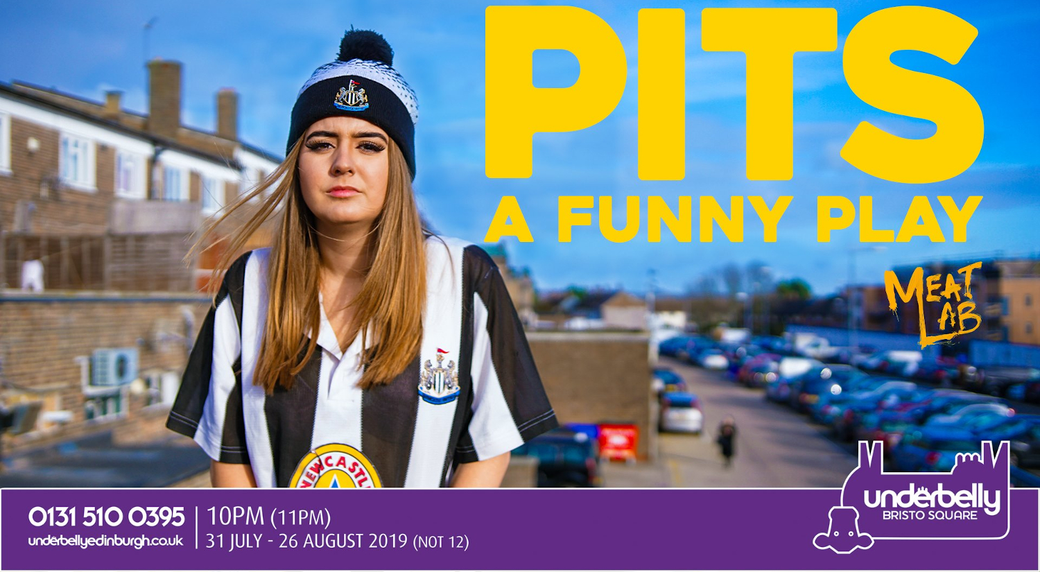 'Pits' presented by Meat Lab Theatre