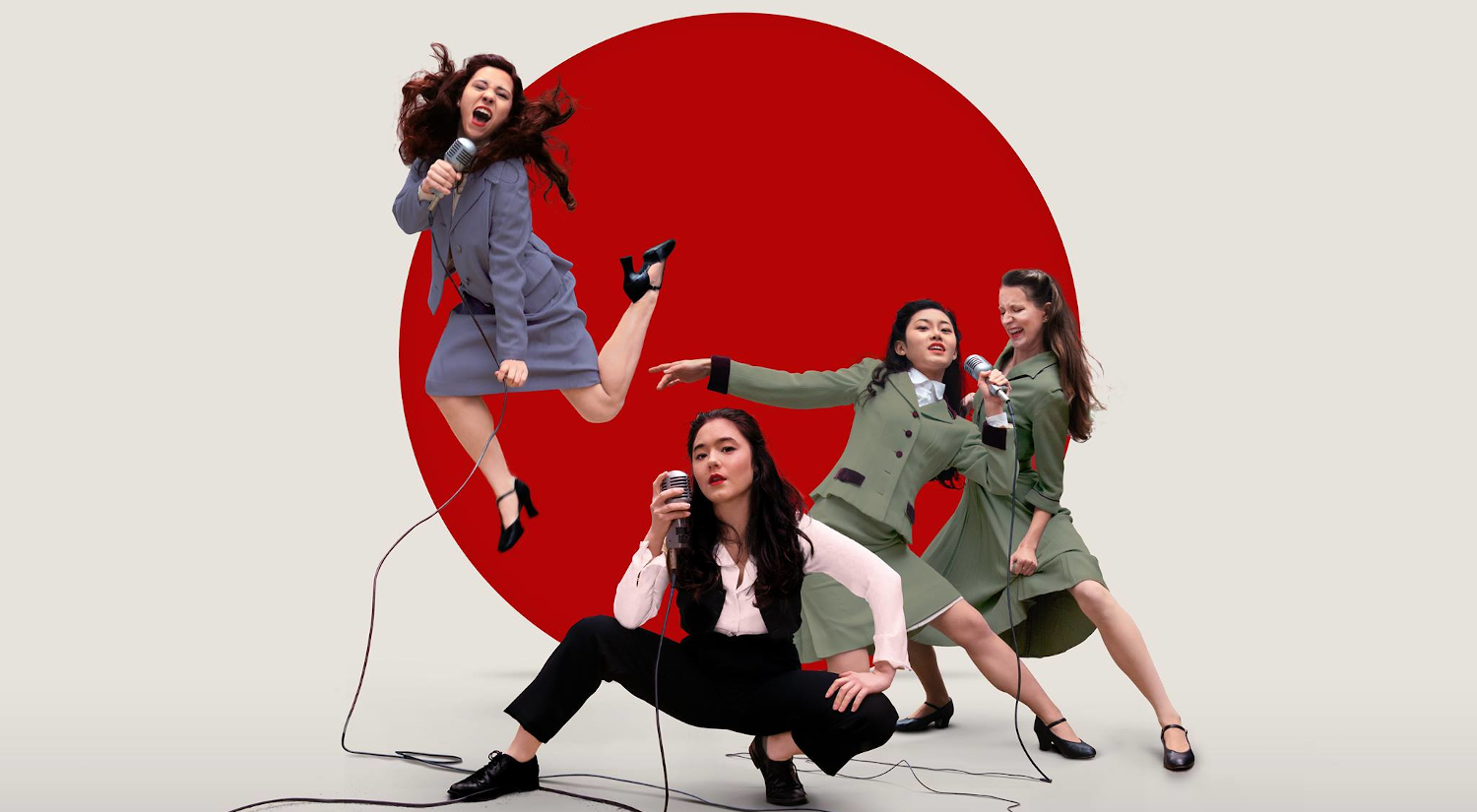 'TOKYO ROSE' presented by Burnt Lemon Theatre